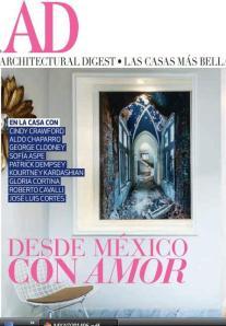 Cavalli AD Mexico cover