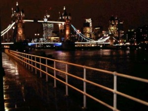 Tower bridge Illuminated