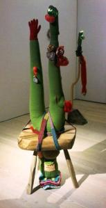 Freddie's 'Out on a Limb' show at Collect