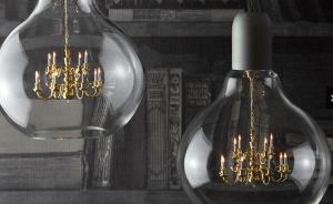 Mineheart's Kind Edison pendant light