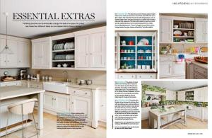 Homes & Gardens feature from Kitchenalia